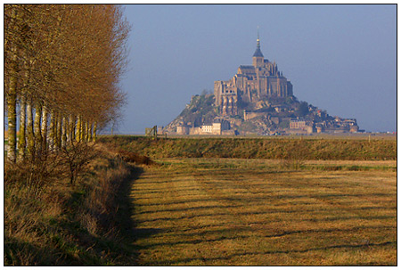 Mt Saint-Michel